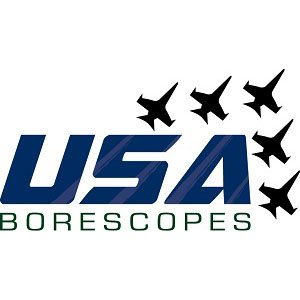 USA Borescopes logo