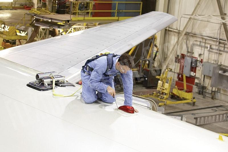 Preventing Falls: The Crux of Aircraft Maintenance Safety